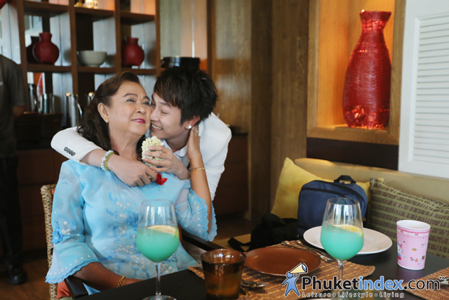 Healthy Meal for Moms at Takieng Restaurant Renaissance Phuket Resort and Spa