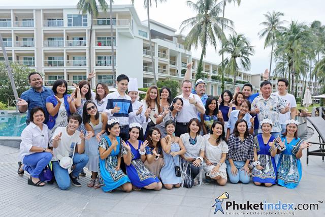 01Thaitalian Beach BBQ Meet and Greet at Patio Phuket Panwa Beach front Resort
