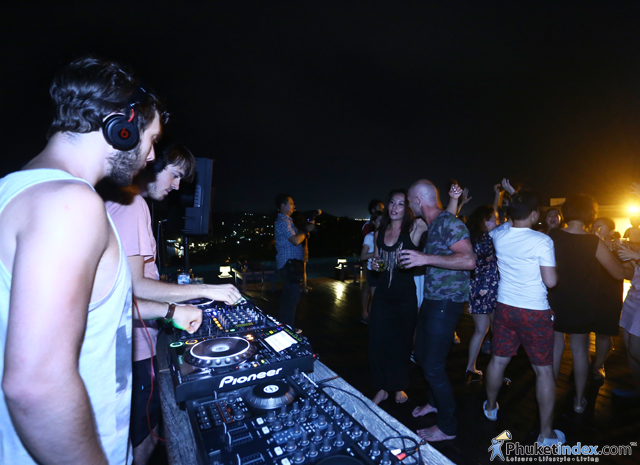 Vicetone at Sri panwa Phuket