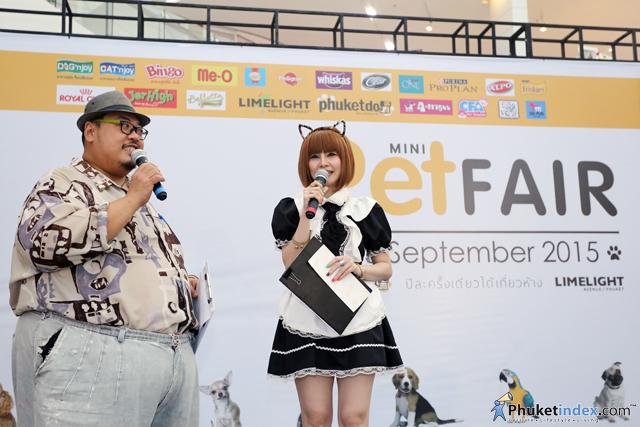 01Mini Pet Fair Phuket 2015 at Limelight Avenue Phuket