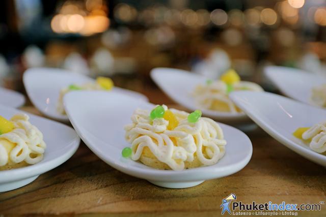 Sunday brunch at Sails restaurant Hilton Phuket Arcadia Resort and Spa