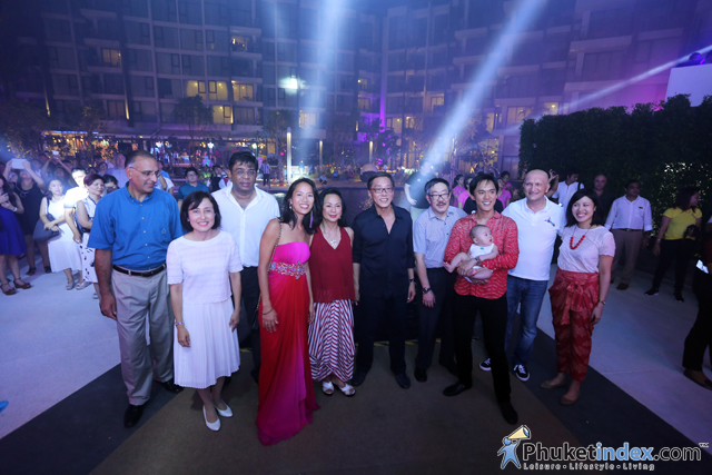 The Grand Opening event of Cassia Phuket