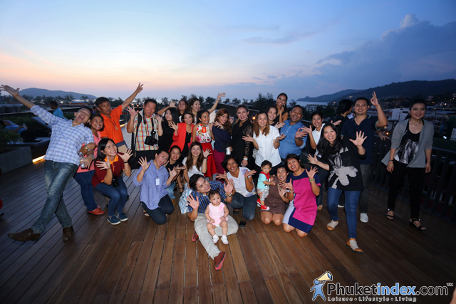 Rooftop Pool Party at THE DECK by Sansiri
