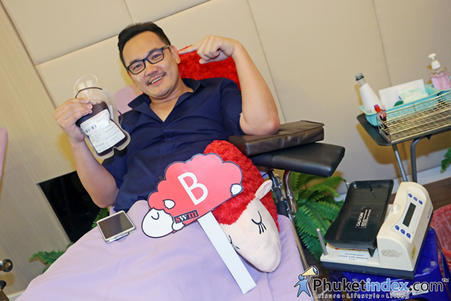 Blood Donation at Sleep With Me Hotels