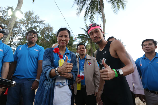 2015 Challenge Laguna Phuket Tri-Fest Kicks into High Gear