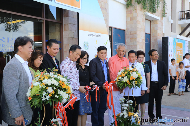 Inaugural Food and Hotlex 2015 opens in Phuket