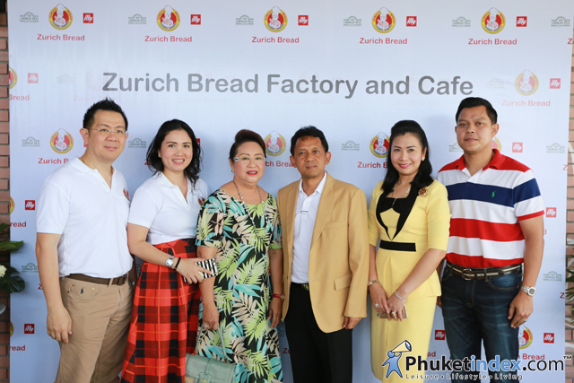 01Grand Opening Zurich Bread Factory & Cafe