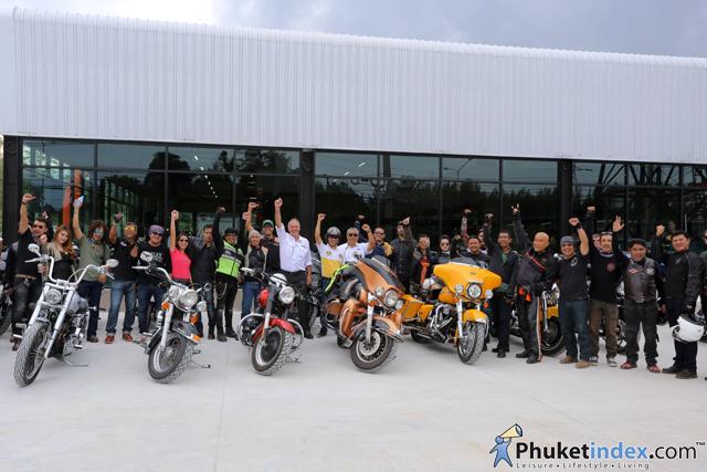 Power Station Motorsport opens Harley-Davidson Dealership in Phuket