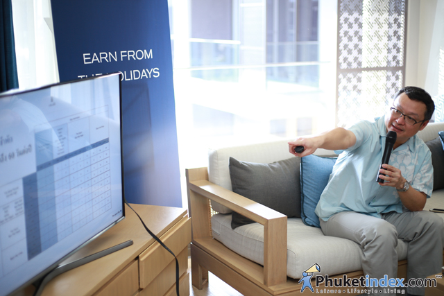 Sansiri launched 'EARN FROM THE HOLIDAYS'