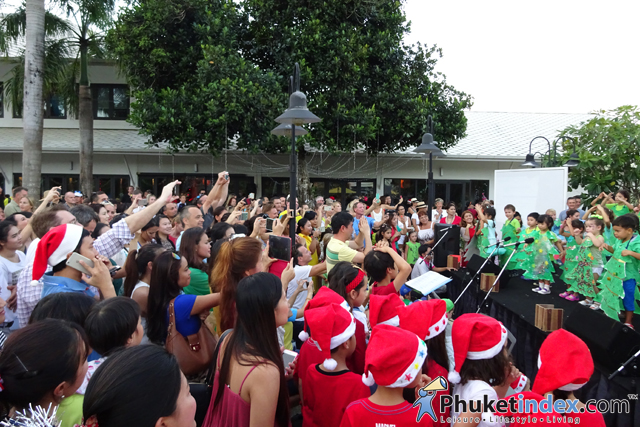 Thanyapura Phuket Xmas Light Up