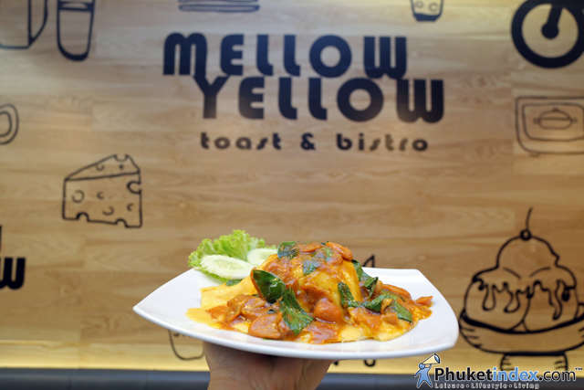 Mellow Yellow Toast & Bistro