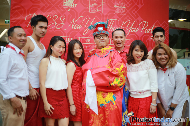 01Press New Year and Thank You Party at Limelight Avenue Phuket