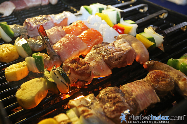 Thursday Evening Poolside BBQ at Silk Restaurant & Bar, Andara Resort & Villas