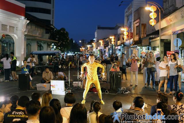 Old Phuket Town Festival 2016