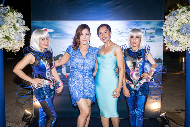 Blue Party by Andaman Cruises at Catch Beach Club Phuket