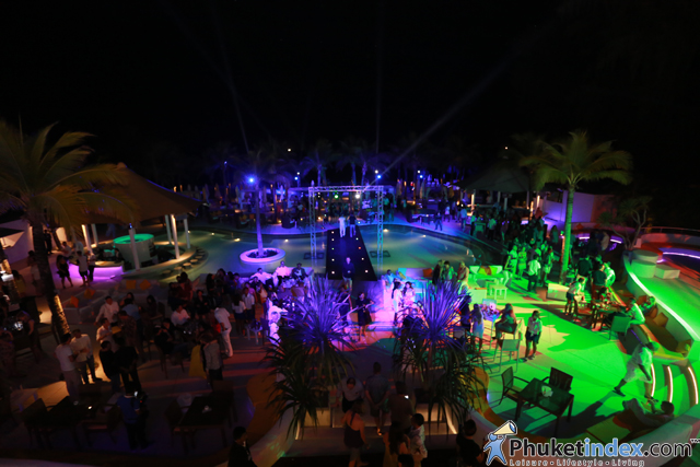 01Grand Opening of Dream Phuket Hotel and Spa and Dream Beach