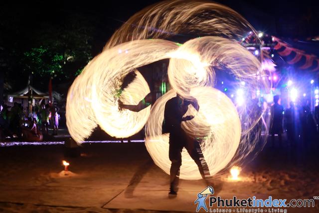 01Phuket Full Moon Festival at Paradise Beach Phuket