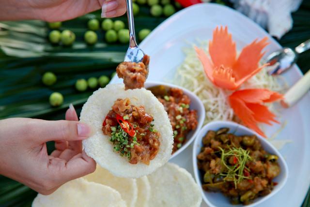 Baba Soul Food at Sri panwa Phuket