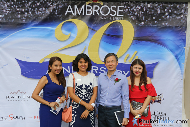 Ambrose Wine & Spirits 20th Anniversary