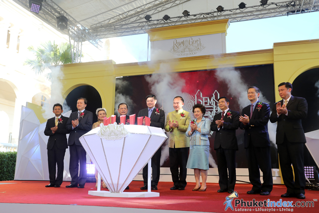 "Grand Opening ""Royal Gems Pavilion"""