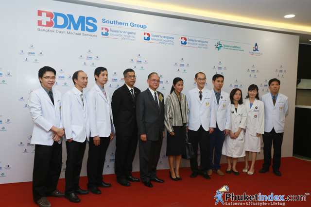 Grand opening ceremony of Phuket Plastic Surgery Institute
