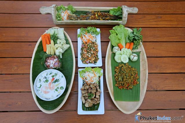 Wanon Restaurant at Hanuman World, Phuket