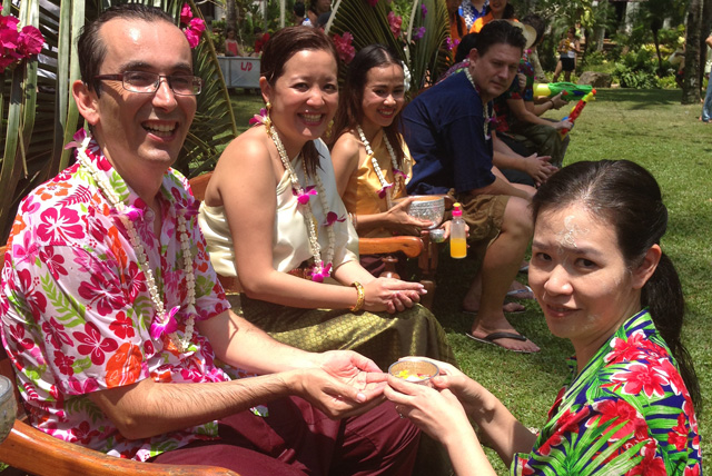 The 7th Mai Khao Marine Turtle Release Ceremony on Songkran Day at JW Marriott Phuket Resort & Spa