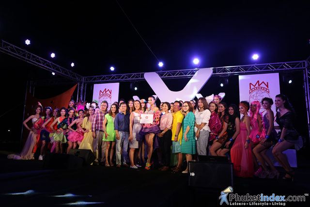 A NEON Night Party with Miss Thailand World 2016 Contestants at Xana Beach Club