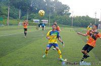 The 5th Panwa Sport Games 2016 at 7 Soccer Club Phuket