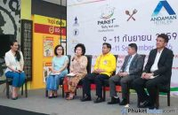 """""""Phuket Tasty Fest 2016"""" and """"Andaman Hotelier and Tourism Fair 2016"""" - Press Conference"""