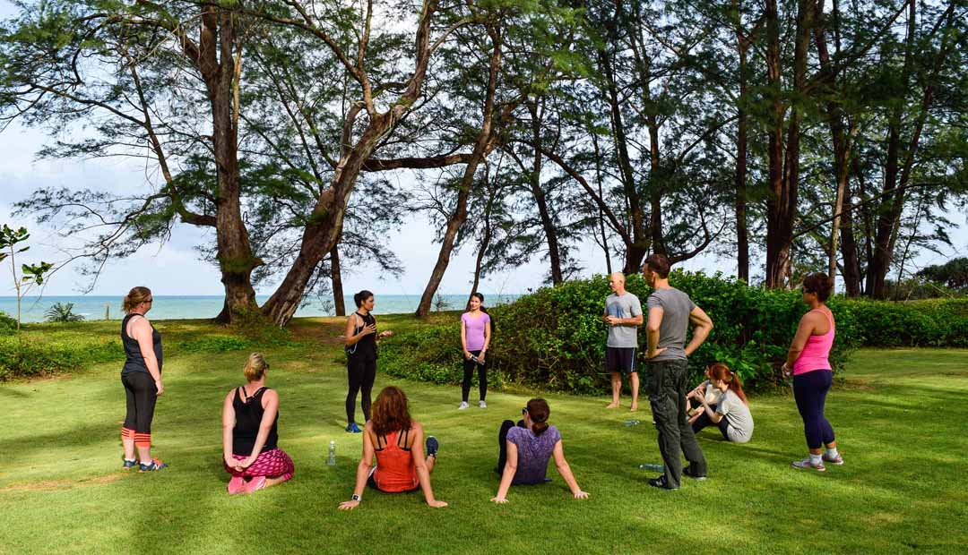 'Reboot and Re-energize your body & mind' at JW Marriott Phuket Resort & Spa