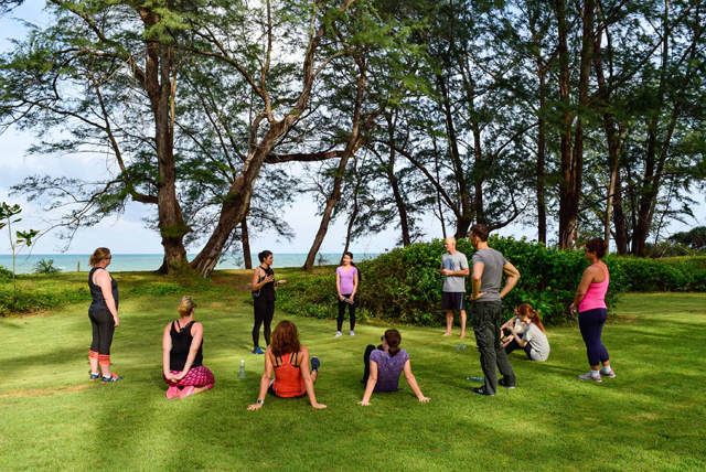 JW Marriott Phuket Marks the 4th Triumph of Health & Wellness Weekend Retreat