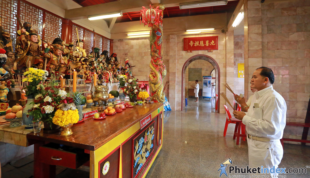 Vegetarian Festival 2016 – Bangneaw Shrine