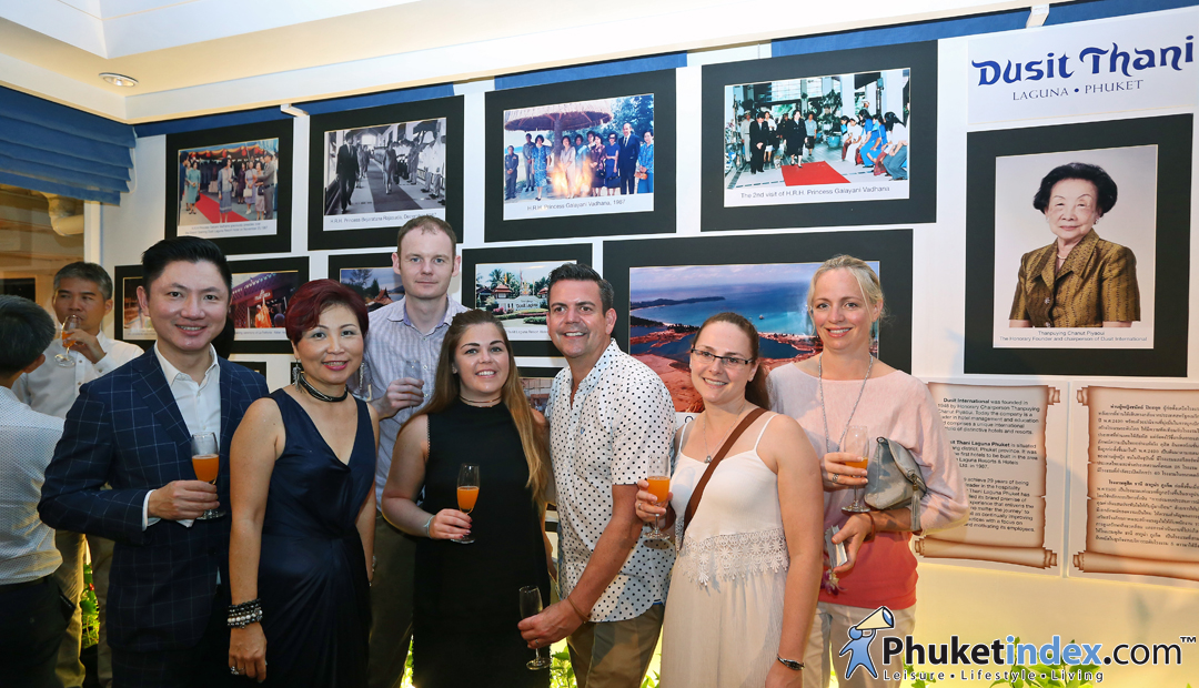 Dusit Thani Laguna Phuket – Charity Dinner