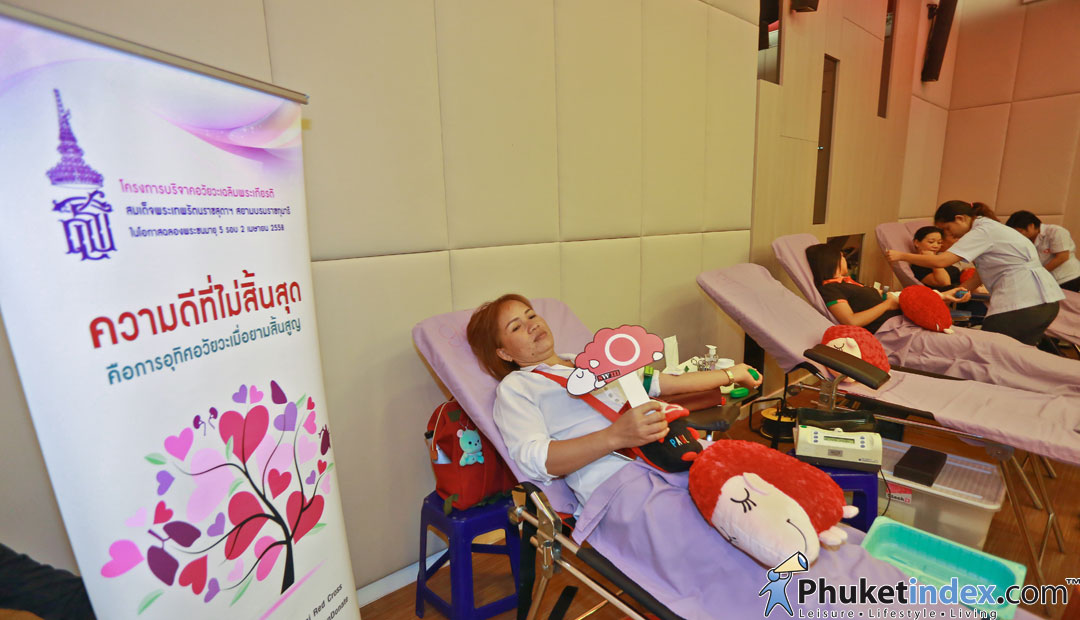 Blood Donation Camp @Sleep with Me Hotel