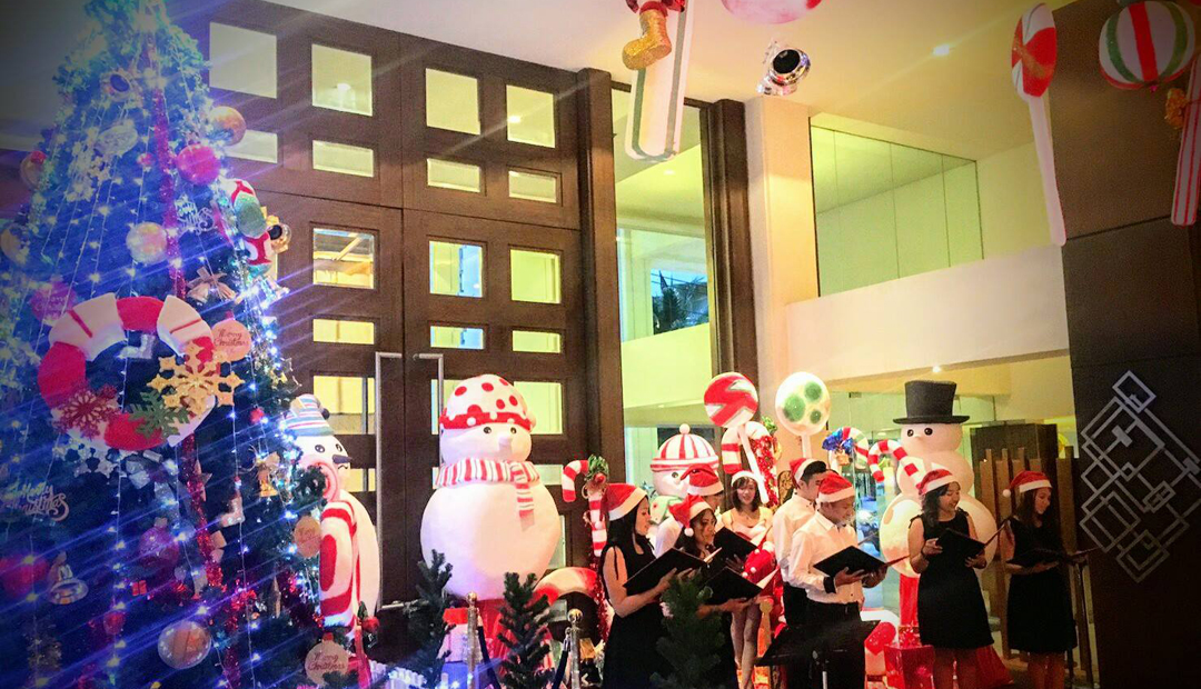 Annual Tree Lighting Ceremony at Swissôtel Resort Phuket Patong Beach