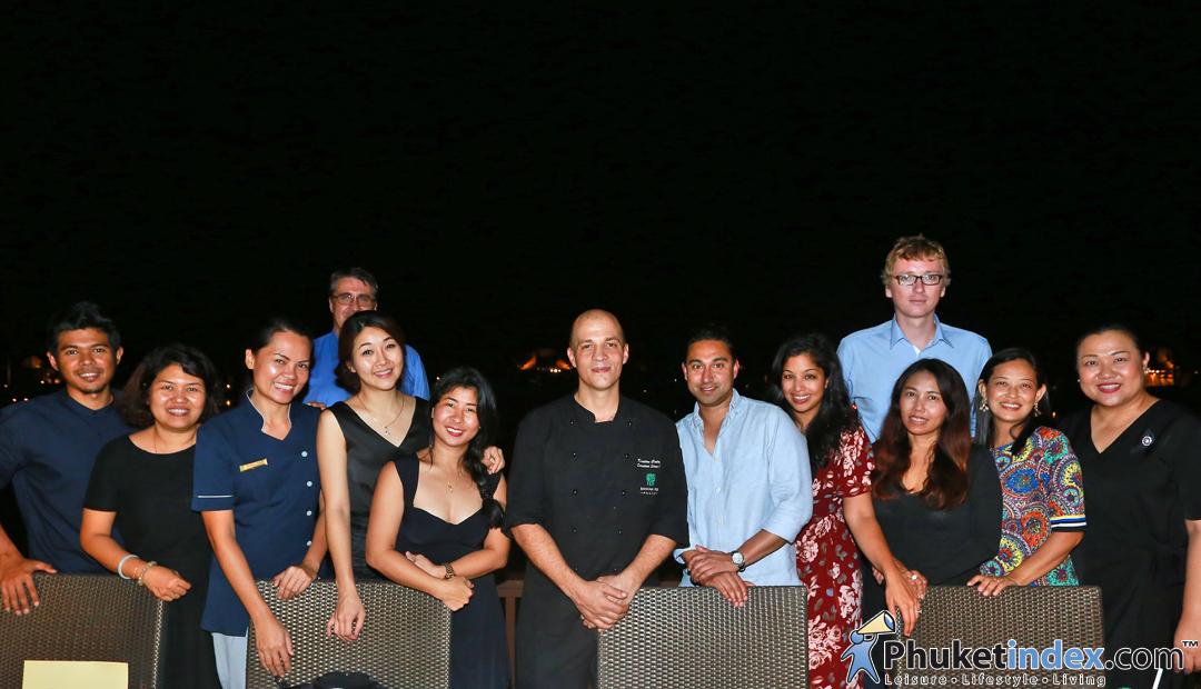 Celebrate the re-opening of Tre @Banyan Tree Phuket