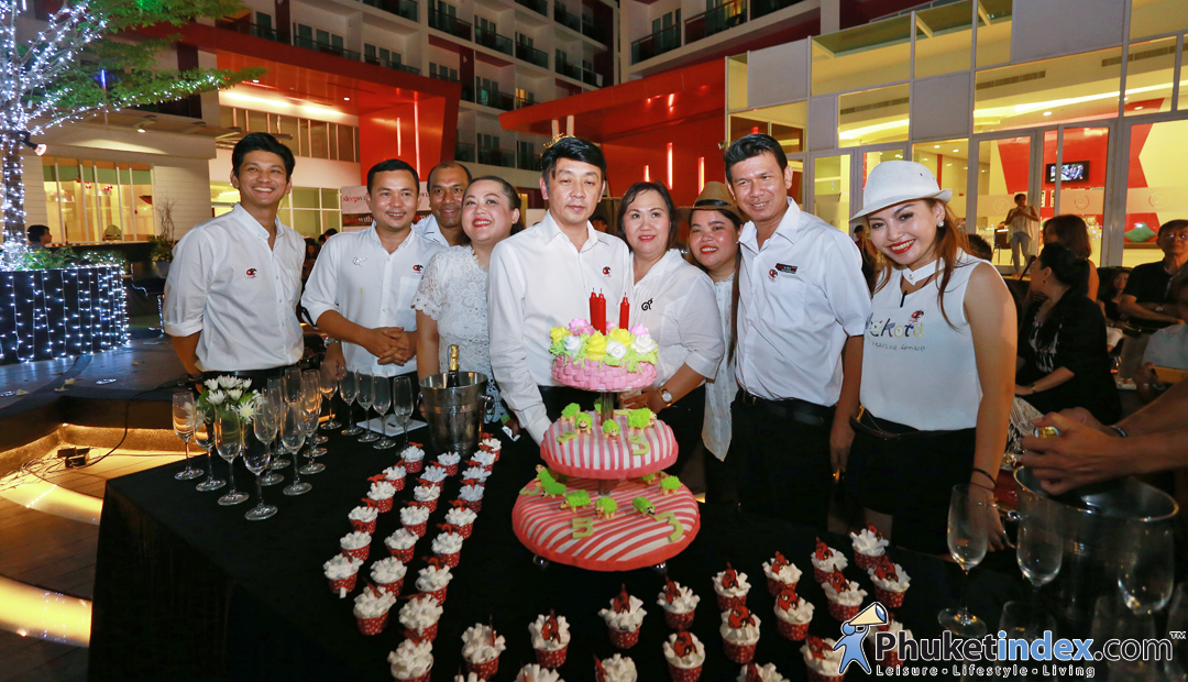 3 Years Anniversary Thank You Party @Sleep with me Hotel