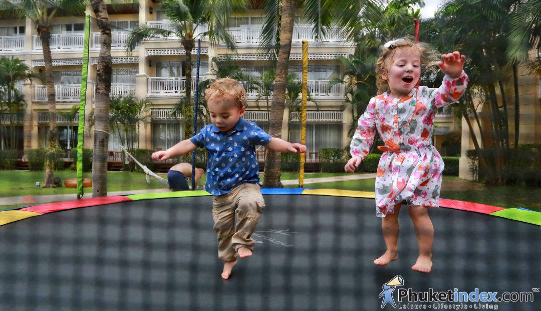 Keep the kids happy with a full range of indoor and outdoor experiences at Sofitel Krabi Phokeethra Golf and Spa Resort