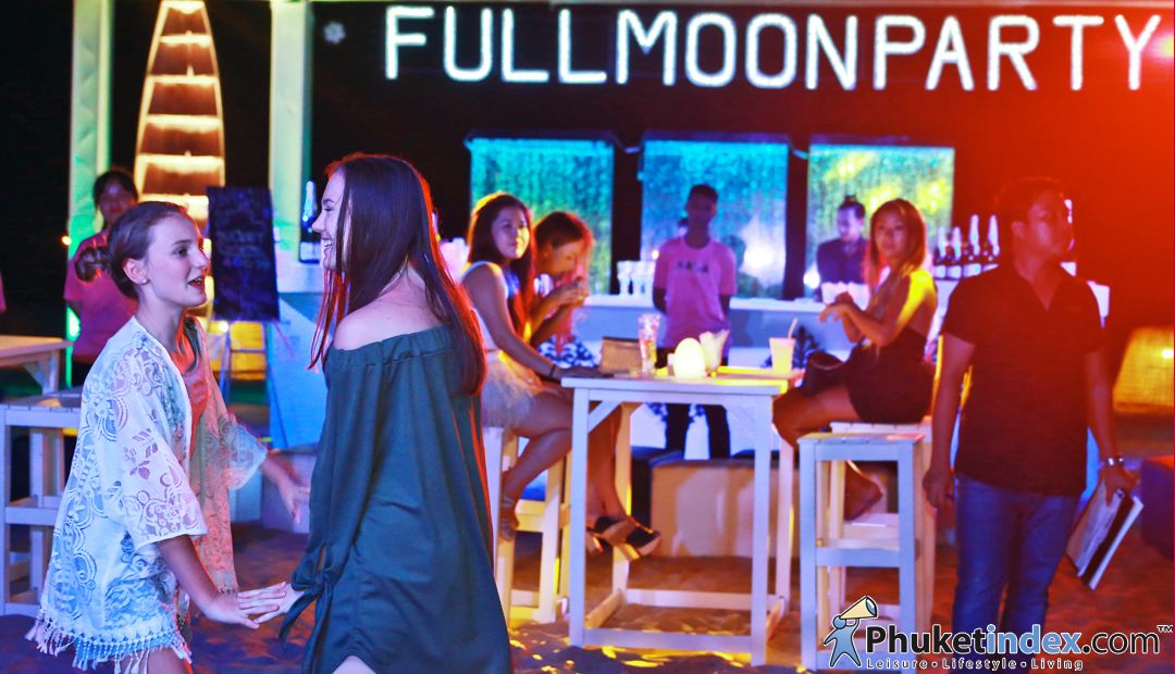 Full Moon Party Vol.7 @Xana Beach Club