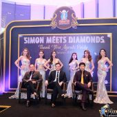 """Simon Meets Diamonds"" @Phuket Simon Cabaret"