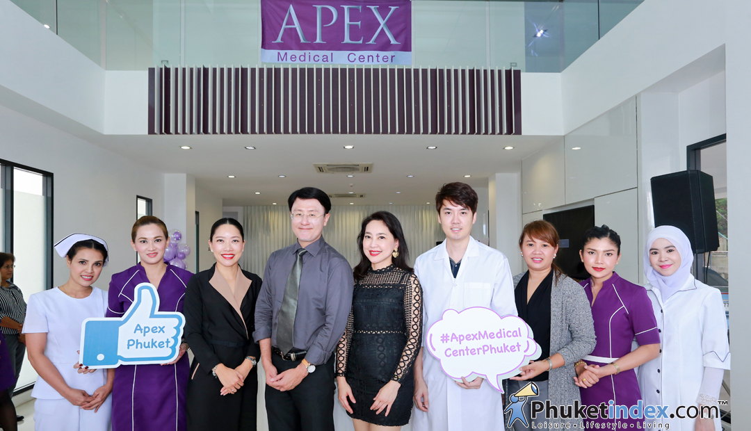 "Seminar ""Fight the fat off"" by APEX Medical Center Phuket"