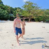 """Phuketindex – Day Trip at Banana Beach Koh Hey"""