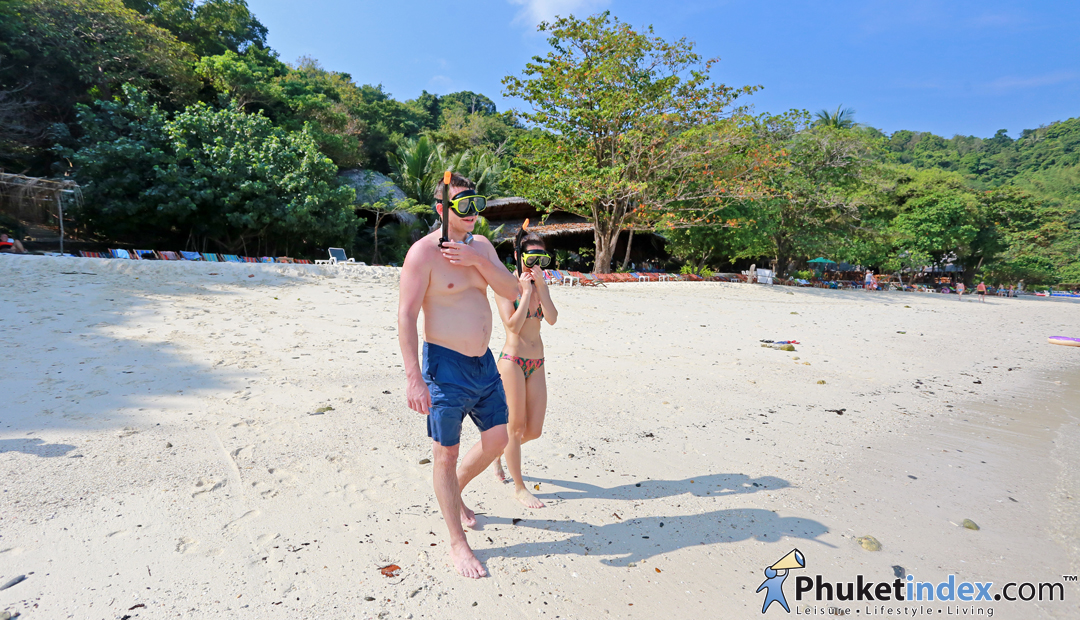 """Phuketindex - Day Trip at Banana Beach Koh Hey"""