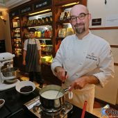 'Callebaut The Belgian Gourmet Chocolate' at Siam Deli, JW Marriott Phuket