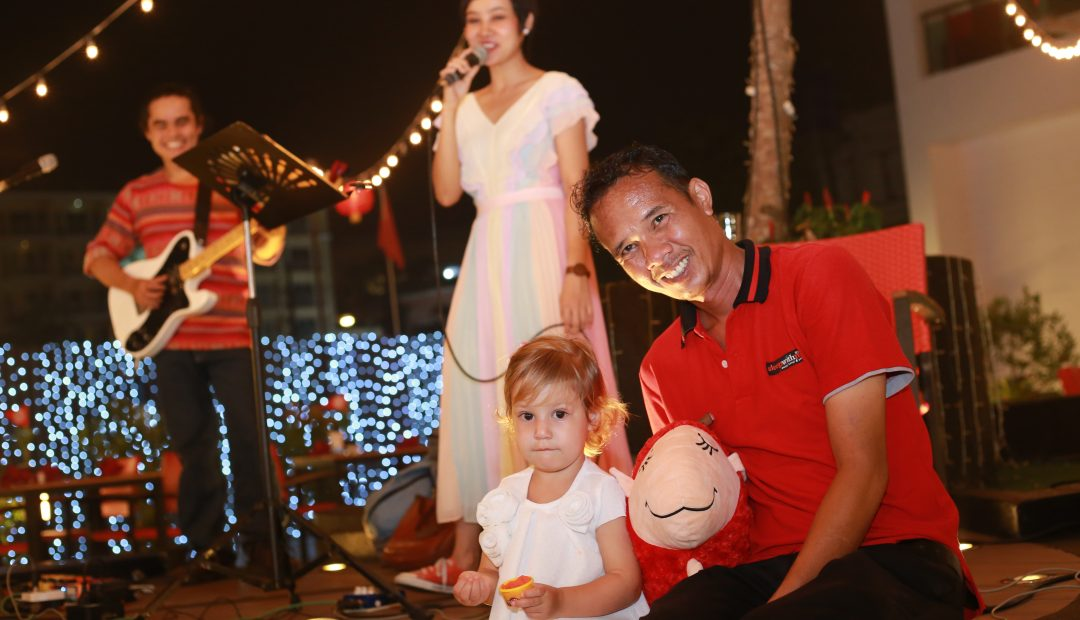 """""""Chinese New Year 2017 Buffet Dinner"""" @SLEEP WITH ME HOTEL PATONG"""