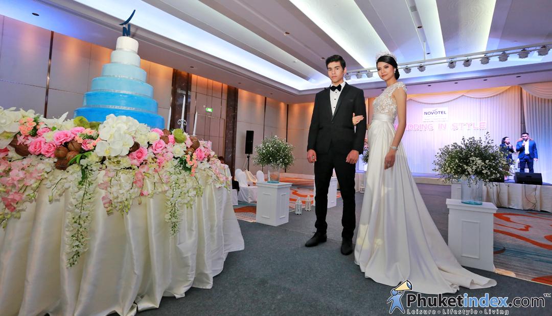 Wedding In Styles Fair 2017 at Novotel Phuket Phokeethra