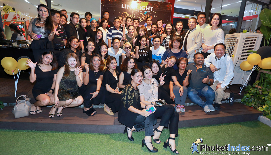 Thank You Press Party @Limelight Avenue Phuket