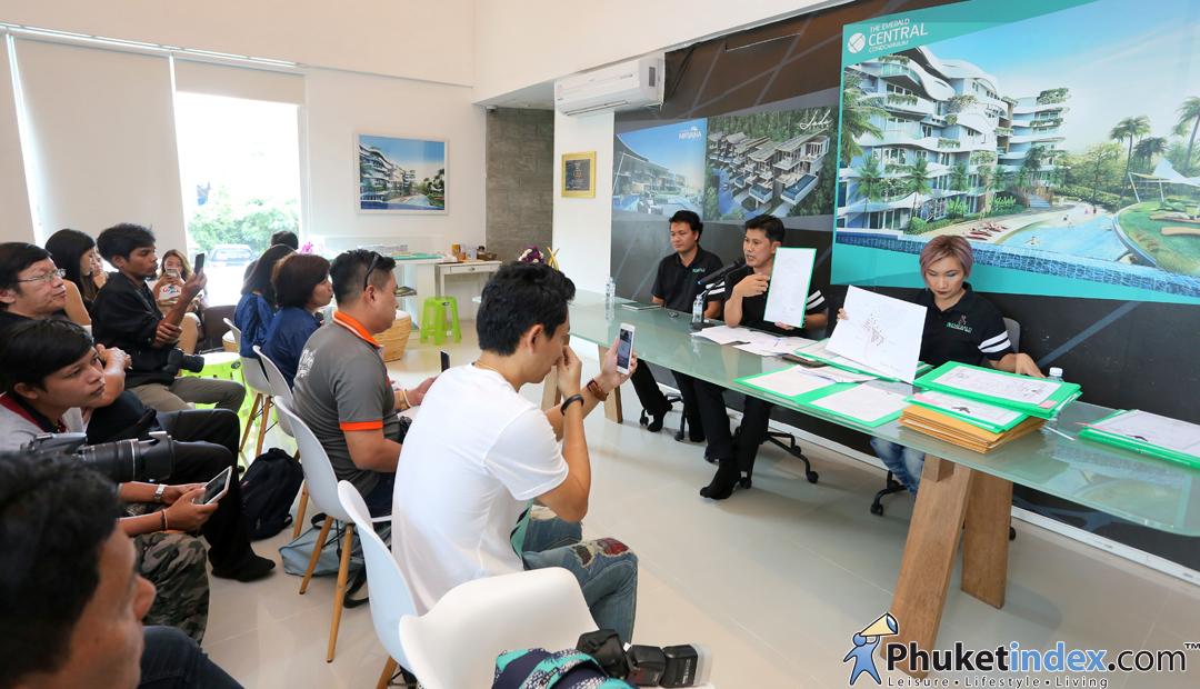 Press Conference - Emerald Development Group Co.,Ltd