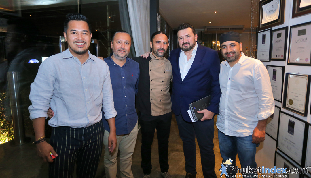 "Elvio Cogno Dinner at Acqua Restaurant ""The Master of Barolo"""